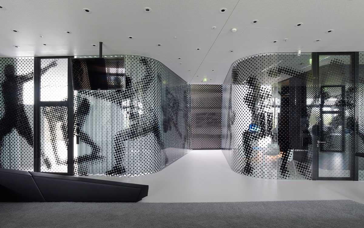 Adidas Laces: Orientierungssystem, Interior Design - Fontblog | {Design teeküche büro 62}