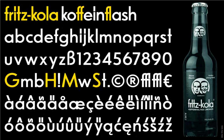 Logofont_Fritz-Font
