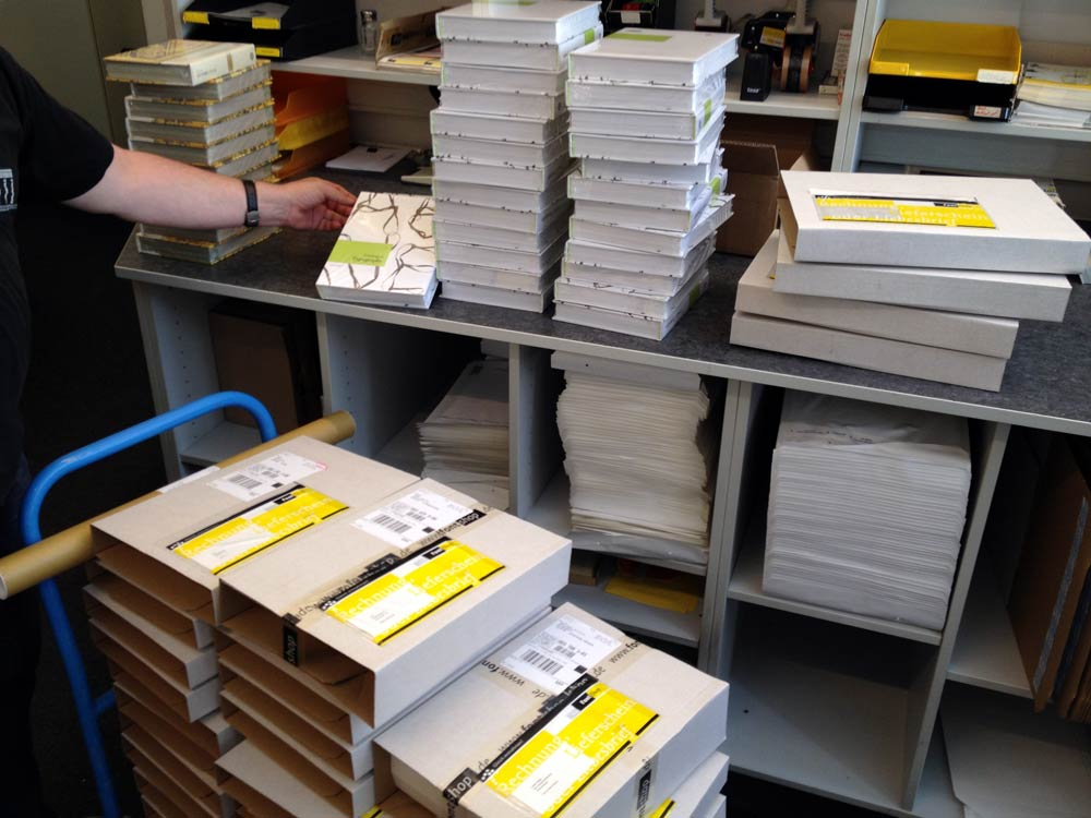 FontShop Buchversand