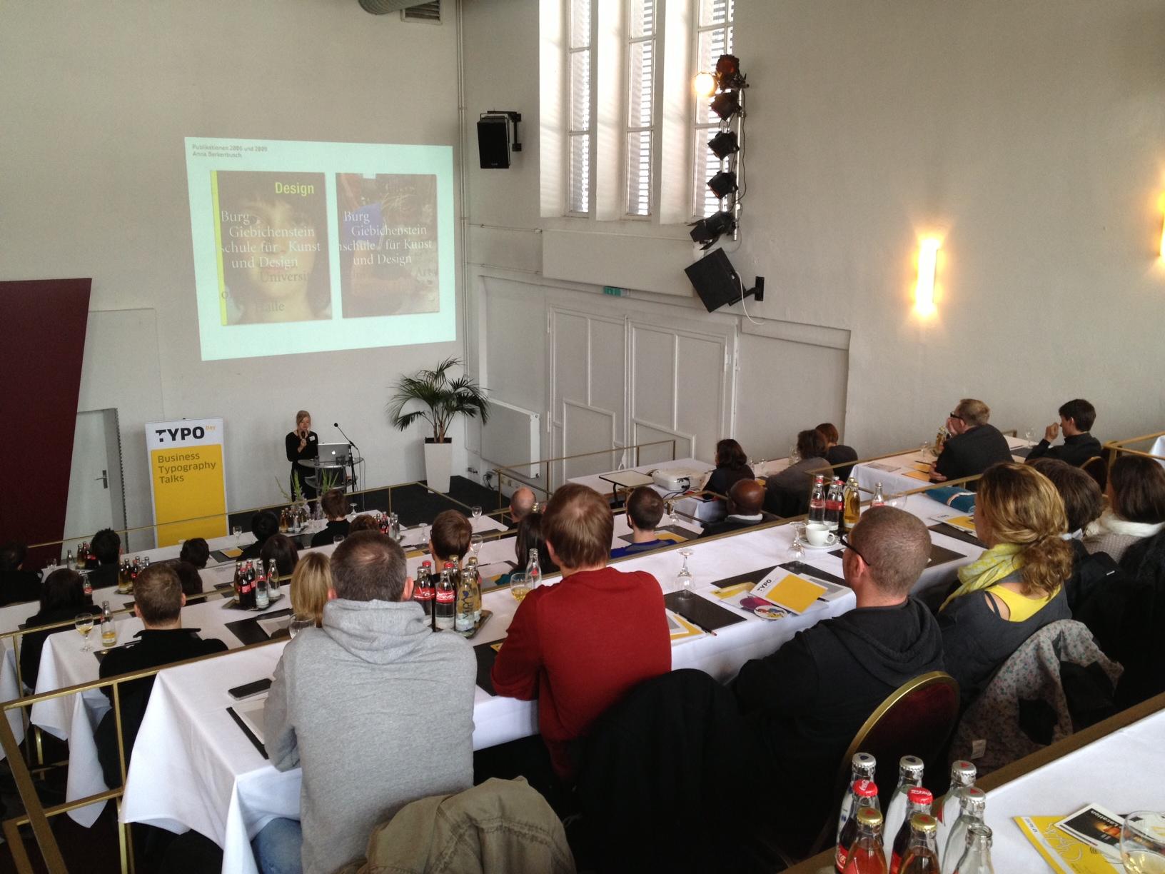 TYPO Day Köln: Andrea Tinnes