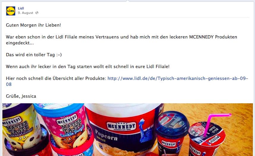 Bukowskigutentag 24/12: Lidl Und Das Liebe Klickvieh - Fontblog