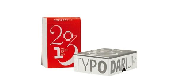 FontShop: Typodarium 2013