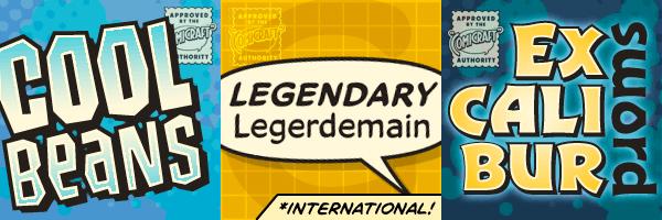 FontShop: Comicraft Fonts