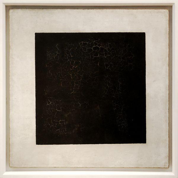 Malewitsch-Schwarzes Quadrat