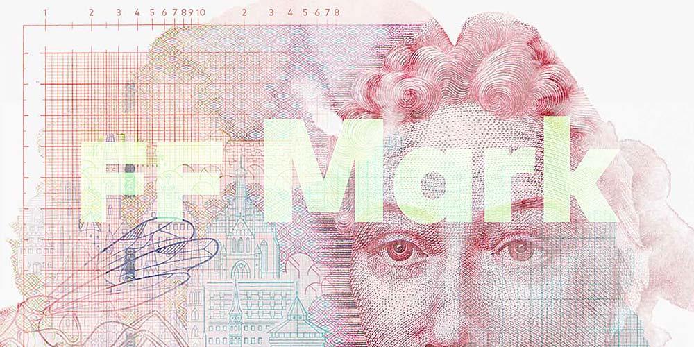 FF Mark – eine geometrische Sans mit deutscher Tradition