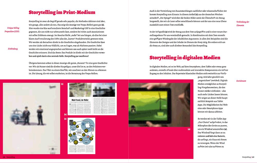 Doppelseite 02, Agiles Publishing