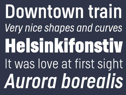Helsinki-FontShop