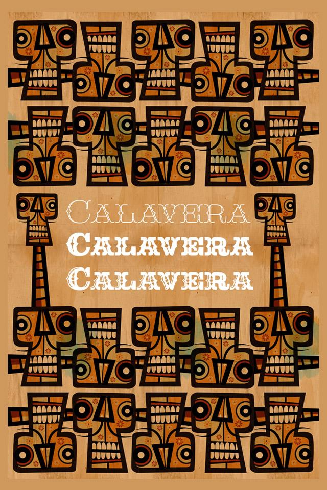 Calavera - Cocijotype