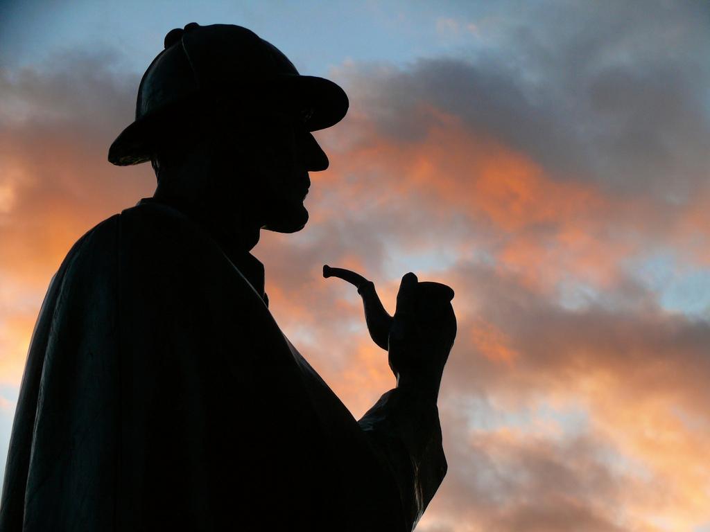 Sherlock Holmes Statur - Foto_dynamosquito