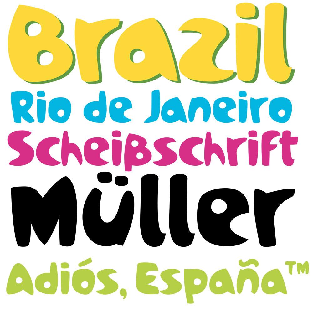 brasilientypo