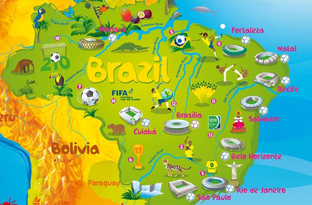brazil_karte