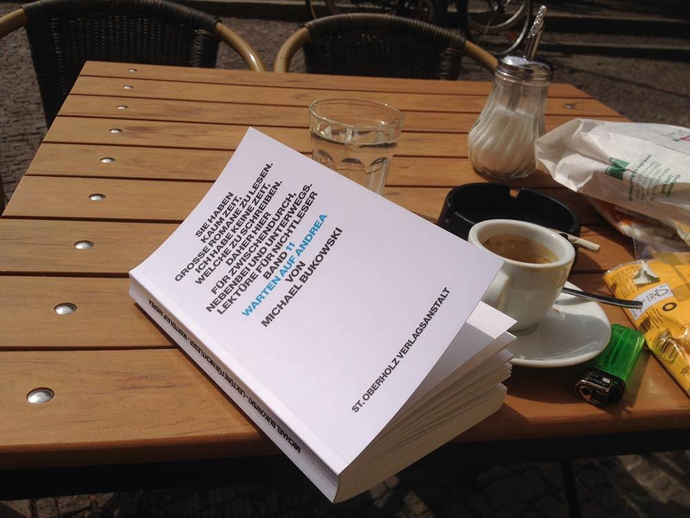 Nur 4 Jahre verspätet: Lektüre für Nichtleser, Band 11 ist erschienen