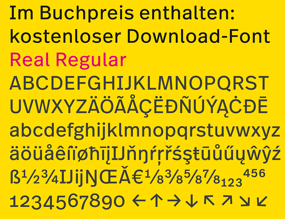real_schriftmuster