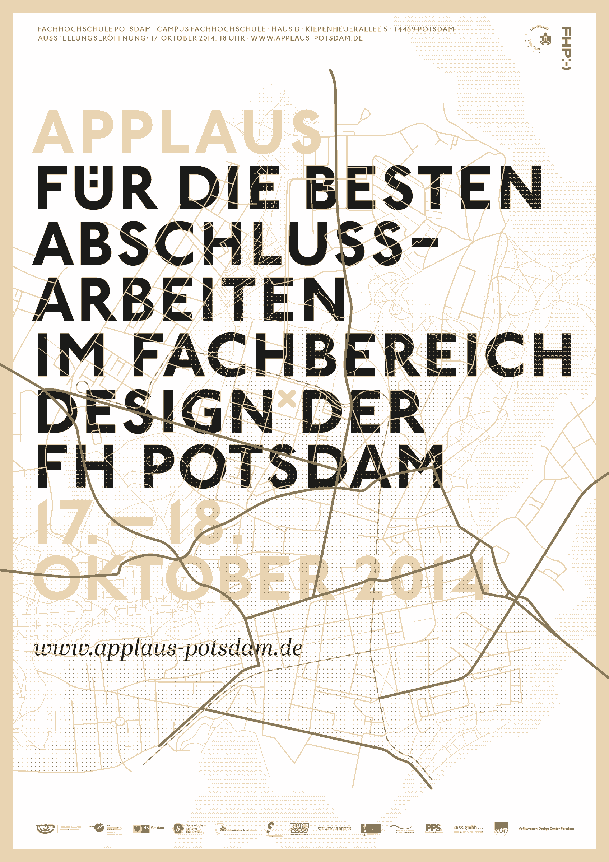Applaus_Poster