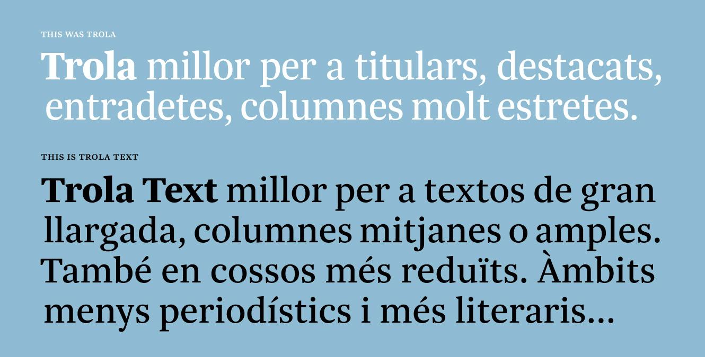Trola-und-Text
