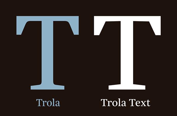 Trola und Trola Text Ts