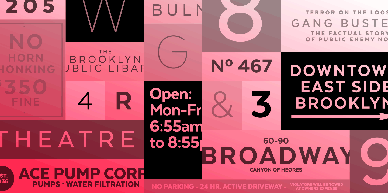 Texta-Poster FontShop