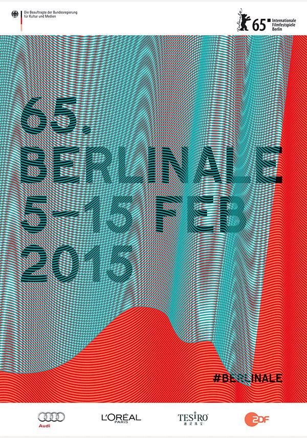 Das offizielle Berlinale Plakat 2015