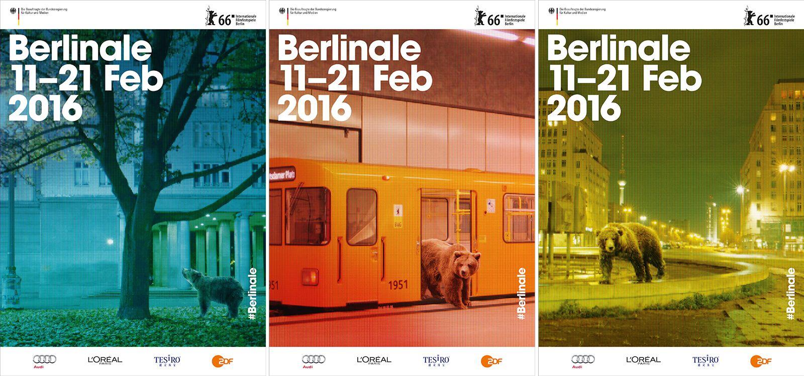 66. Berlinale Plakat