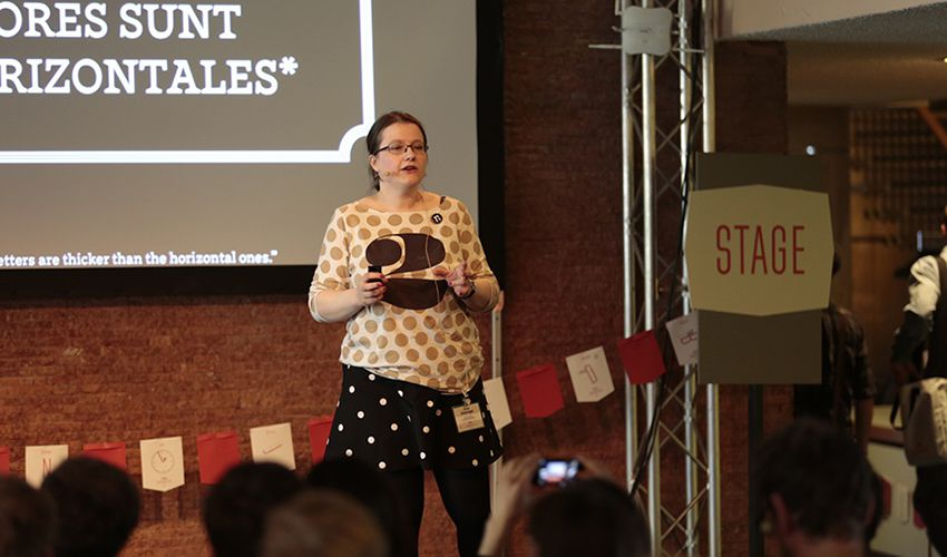 TYPO Labs 2016 Nina Stoessinger