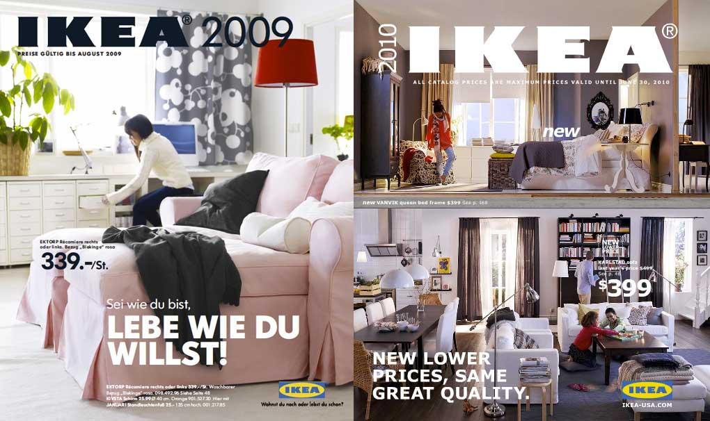 ikea katalog 2010 verdana ersetzt futura fontblog. Black Bedroom Furniture Sets. Home Design Ideas