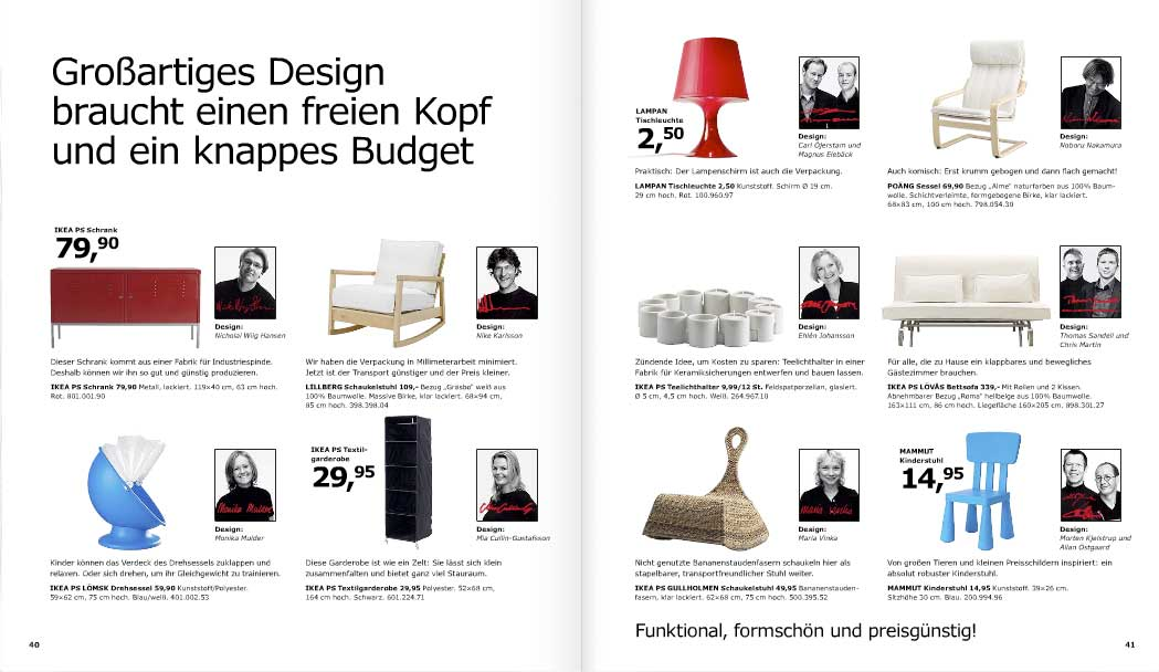 ikea katalog 2010 verdana ersetzt futura. Black Bedroom Furniture Sets. Home Design Ideas