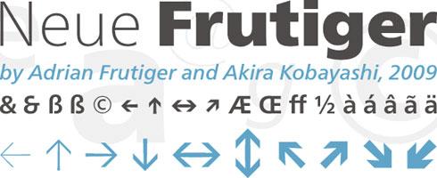 neue_frutiger